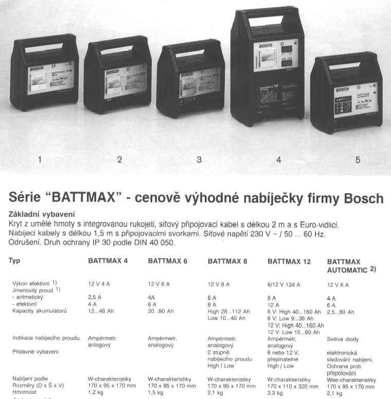 battmax 6 инструкция